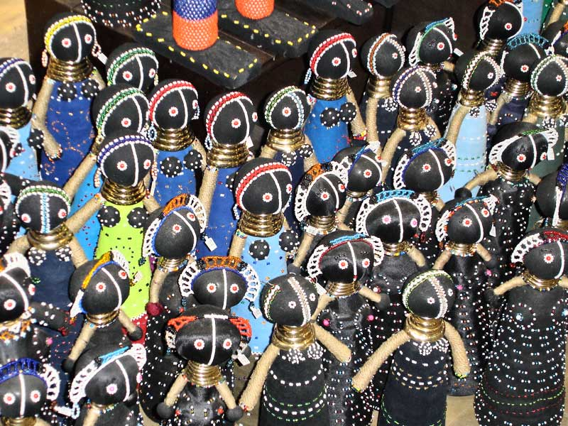 Tribal Dolls
